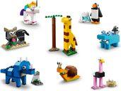 Bricks and Animals animals