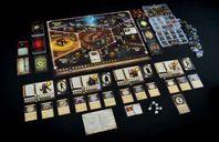 Darkest Night (Second edition) components
