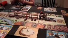 Colt Express: Marshal & Prisoners gameplay