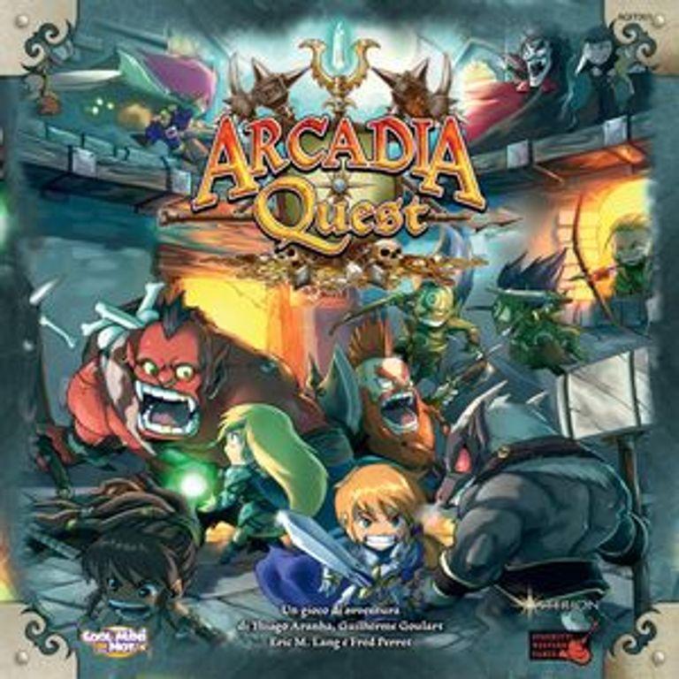 Arcadia+Quest