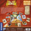 Roll for Adventure back of the box