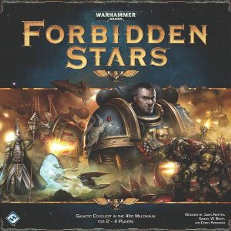 Warhammer+40K%3A+Forbidden+Stars