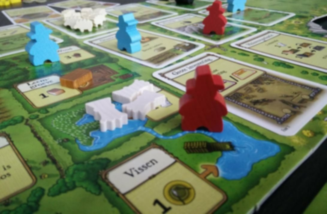 Agricola (revised edition) gameplay