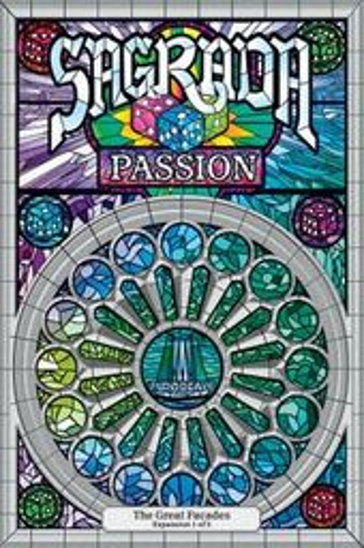 Sagrada: The Great Facades - Passion