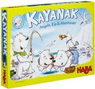 Haba Kayanak Une aventure arctique - Jeu de plateau (français non garanti)