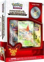 Pokémon TCG: Mythical Pokémon Collection - Victini