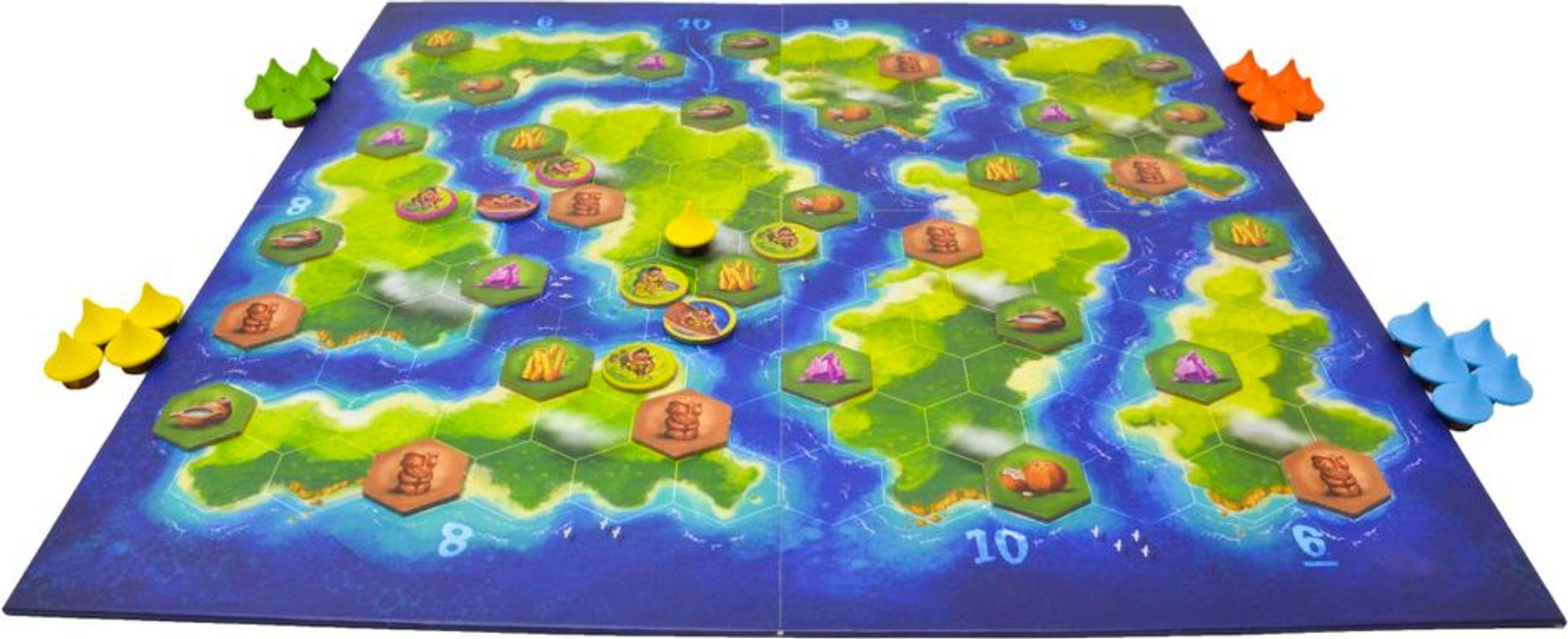 Blue Lagoon gameplay