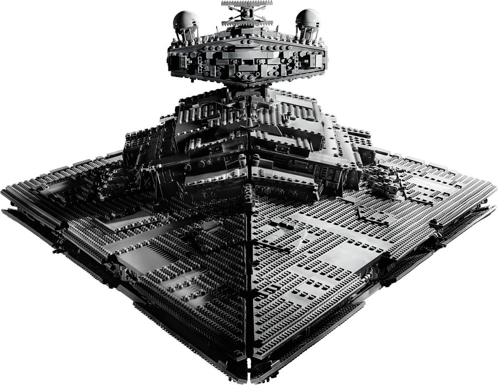 LEGO® Star Wars Imperial Star Destroyer™ components