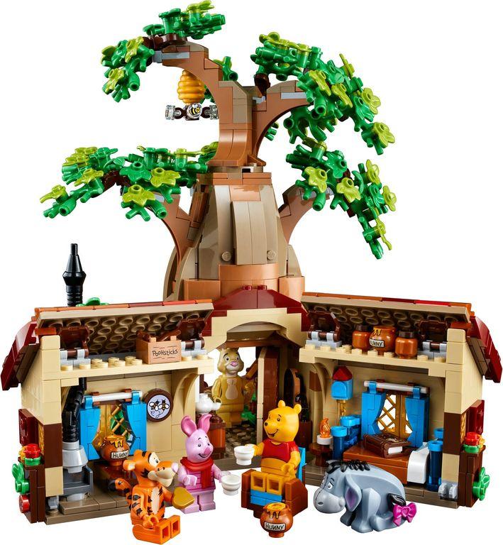 LEGO® Ideas Winnie the Pooh interior