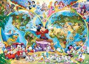 Disney's World Map