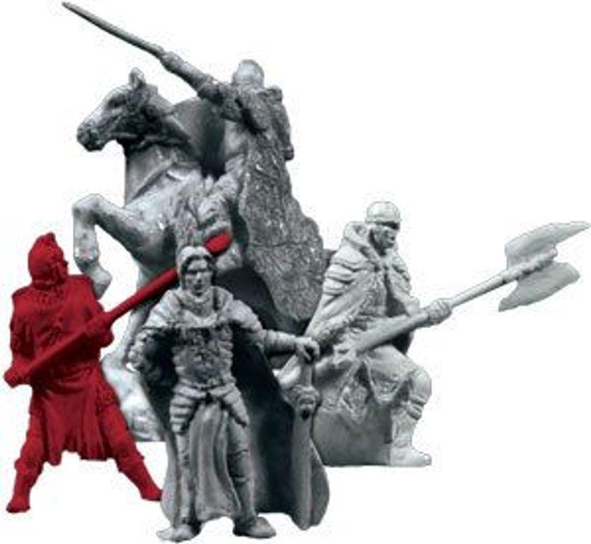 Battles of Westeros miniatures