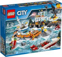 LEGO® City Coast Guard Head Quarters