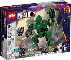 LEGO® Marvel Captain Carter & The Hydra Stomper