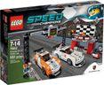 Porsche 911 GT finish