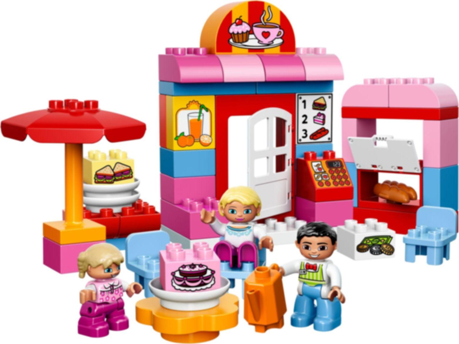 LEGO® DUPLO® Café gameplay