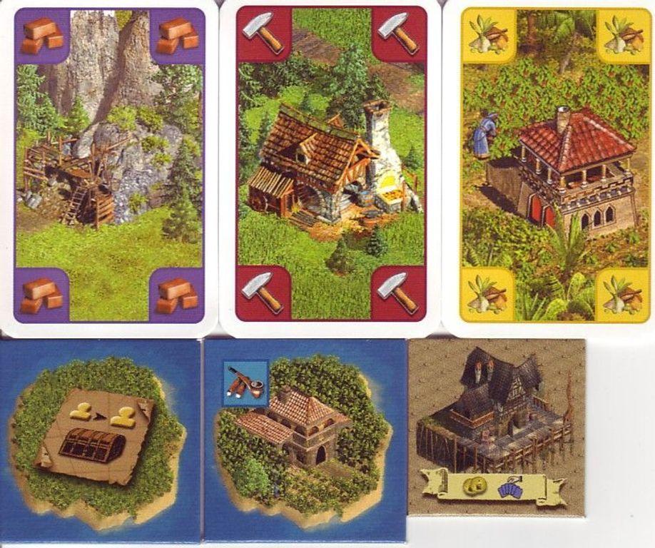 Anno 1503 cards