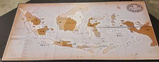 Indonesia game board