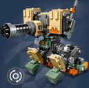 Bastion components