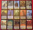 Citadels: The Dark City cards