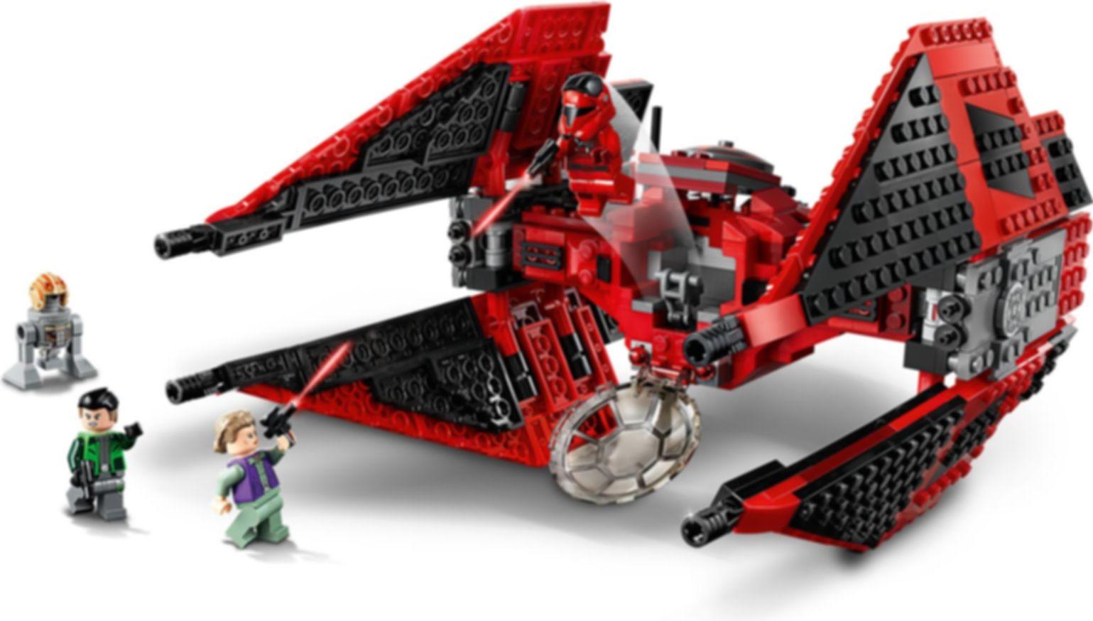 LEGO® Star Wars Major Vonreg's TIE Fighter™ gameplay