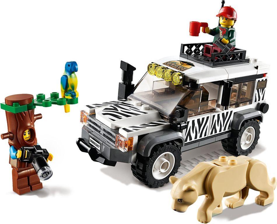 LEGO® City Safari Off-Roader gameplay