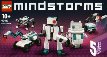 LEGO® Mindstorms® Mini Robots