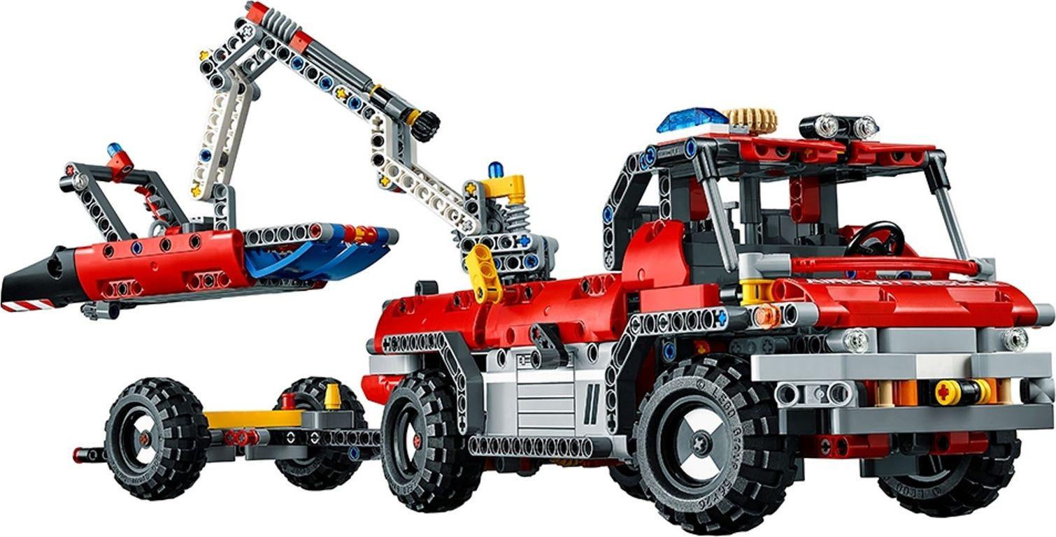 LEGO® Technic Airport Rescue Vehicle alternative