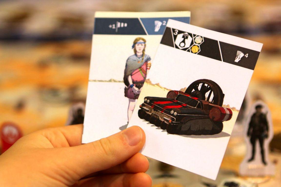Saltlands cards
