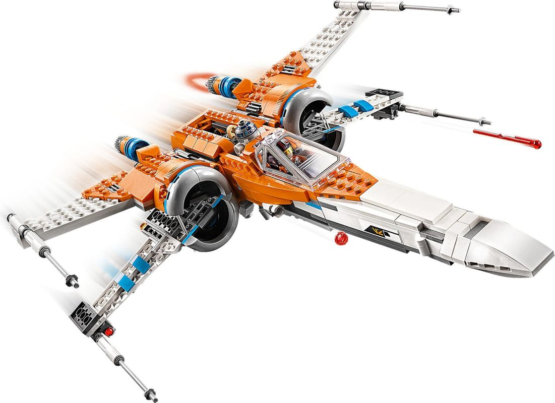 Poe Dameron's X-wing Fighter™ components