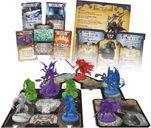 Sword & Sorcery: Darkness Falls components