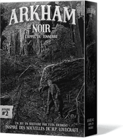 Arkham Noir: Case #2 – Called Forth By Thunder