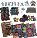 Zombicide: Invader - Black Ops components