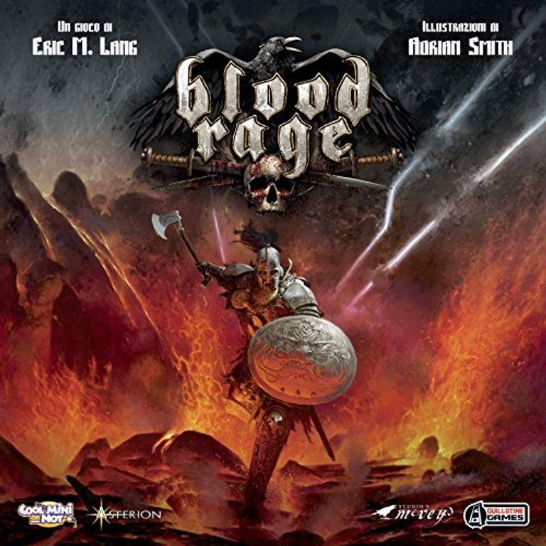 Blood+Rage