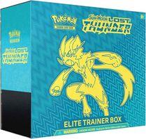 Pokemon Sun & Moon Lost Thunder Elite Trainer Box