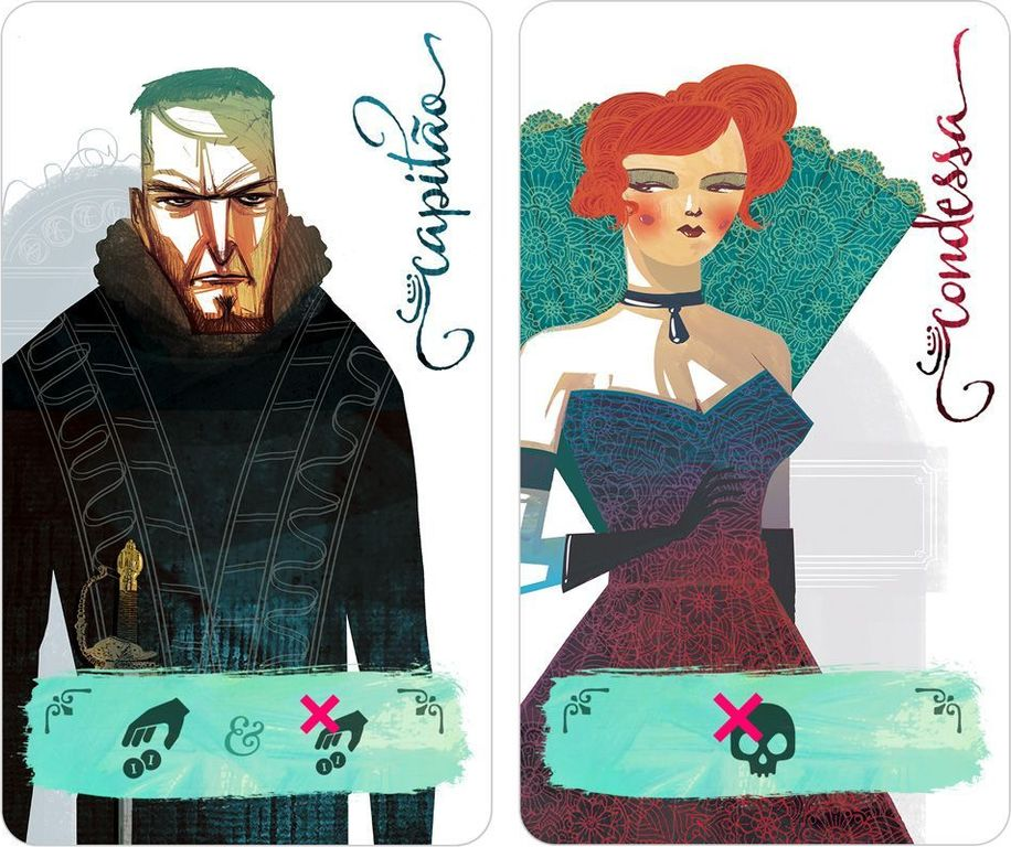 Coup cards
