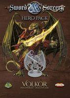 Sword & Sorcery: Hero Pack - Volkor Dragonheart/Dragonflame