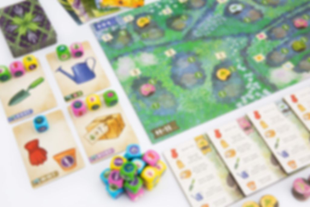 Herbaceous Sprouts gameplay