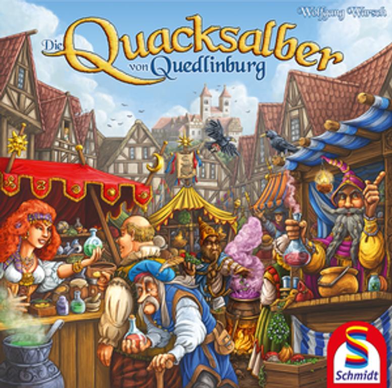 The+Quacks+of+Quedlinburg