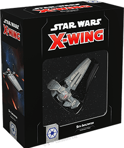 Star+Wars%3A+X-Wing+%28Second+Edition%29+-+Sith+Infiltrator+Expansion+Pack
