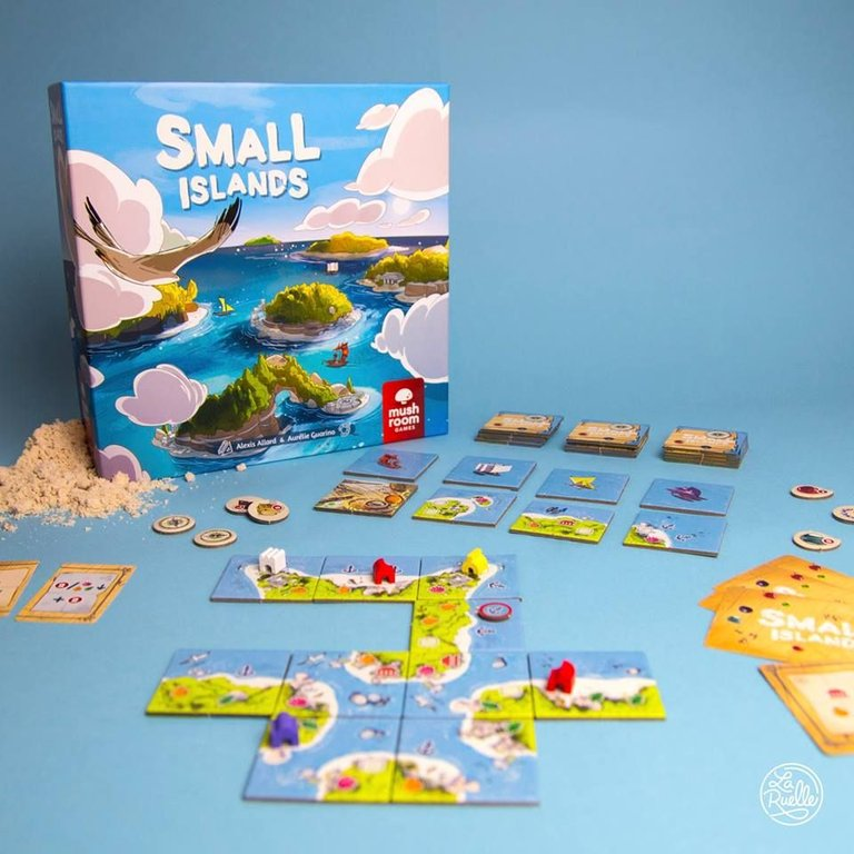 Small Islands components