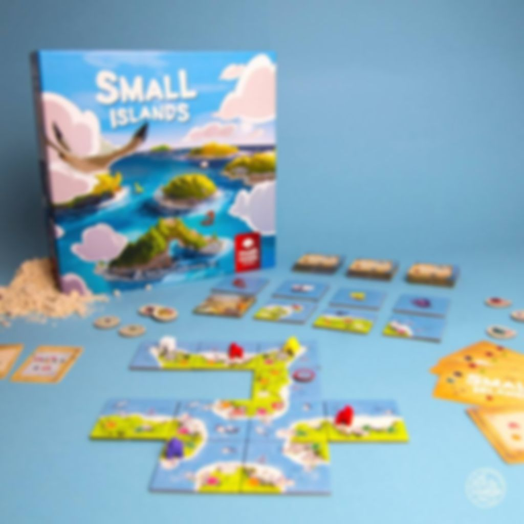 Small Islands gameplay