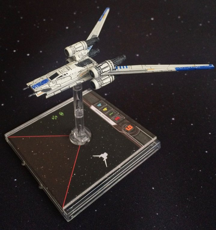 Star Wars: X-Wing Miniatures Game - U-Wing Expansion Pack miniature