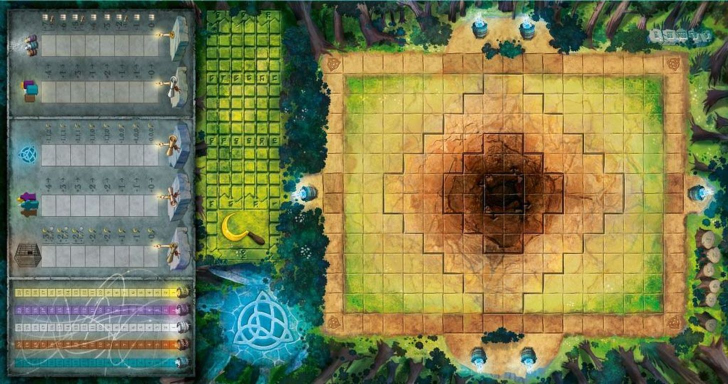 Karnag game board