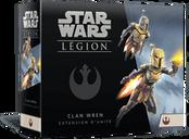 Star Wars: Légion – Clan Wren Extension d'Unité
