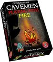 Cavemen Playing With Fire