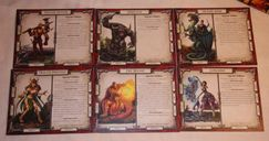 Talisman (Revised 4th Edition): The Dragon Expansion cards
