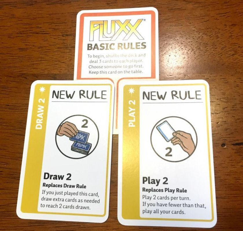 Adventure Time Fluxx cards