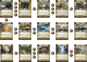 Arkham Horror: The Card Game – In Too Deep: Mythos Pack cards