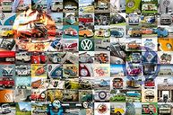 99 Volkswagen VW Campervan Moments