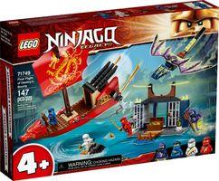LEGO® Ninjago Final Flight of Destiny's Bounty